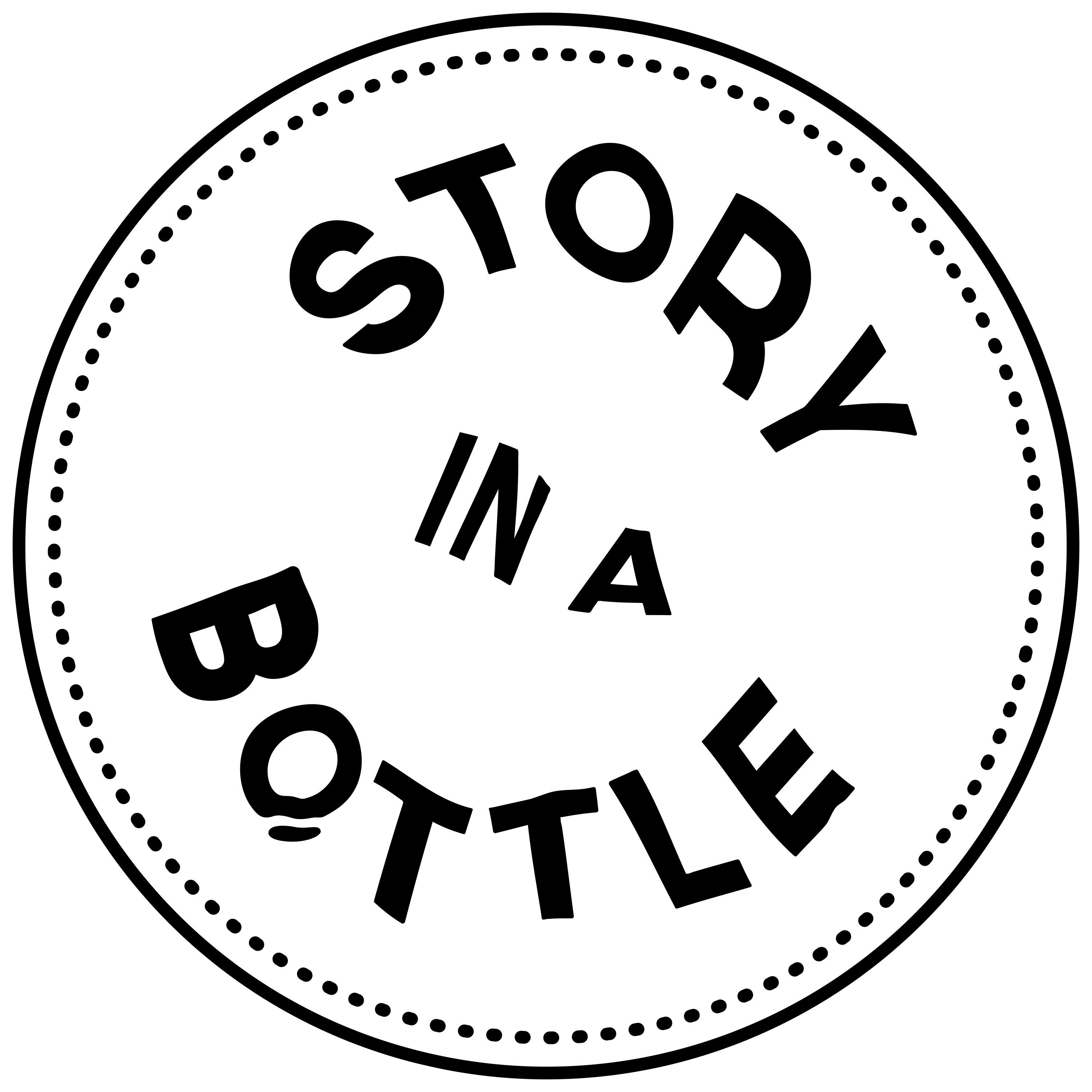 Story in a Bottle